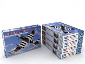 Hobby Boss 80243 P-51 C - 1:72