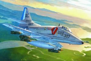 Hobby Boss 87254 A-4E Sky Hawk - 1:72