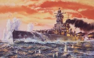 Airfix A04211V Admiral Graf Spee - 1:600