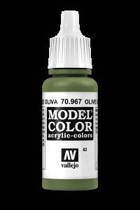 Vallejo 70967 Model Color 70967 82 Olive Green