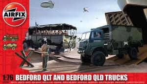 Airfix A03306 Bedford QLD/QLT Trucks 1:76
