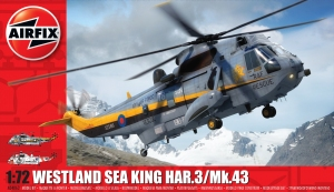 Airfix A04063 Westland Sea King HAS.3 - 1:72