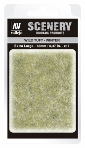 Vallejo SC421 Wild Tuft - Winter