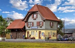 Kibri 39490 Stacja kolejowa Emmental