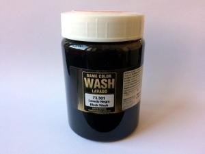 Wash 73301 Black