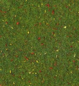 Heki 30923 Mata trawa z kwiatami 100x300 cm