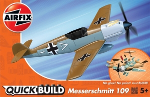 Quickbuild - Messerschmitt 109 (Desert)
