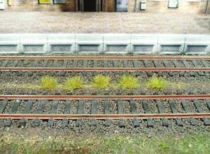 Kępy trawy jesiennej 5-6 mm, 100 szt.