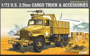 U.S. 2.5 Ton Cargo Truck