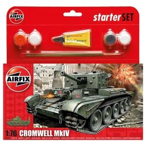 Airfix A55109 Starter Set - Cromwell Cruiser Tank 1:76