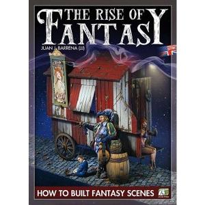 Vallejo 75005 Książka: The Rise of Fantasy