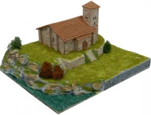 Aedes Ars 1107 Kościół Santa Cecilia 1:150