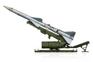 Hobby Boss 82933 Wyrzutnia rakiet SAM-2 - 1:72
