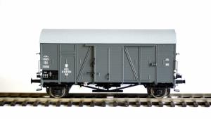 Wagon towarowy Kdt 0145 551 PKP ex Oppeln, Ep. IIIb