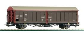 Wagon towarowy z odsuwanymi ścianami Hbikklls 294, DB, Ep. IV