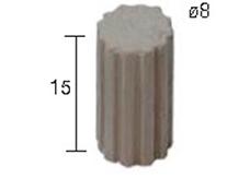 Kolumna grecka 8 mm 50 szt.