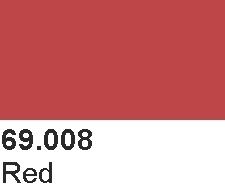 Vallejo 69008 Mecha Color 69008 Red