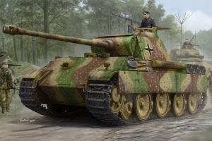 Hobby Boss 84551 Panzerkampfwagen V Panther (Sd.Kfz.171) ausf. G- 1:35
