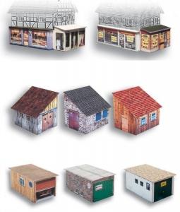 Citiline - Garaże, szopy, przybudówki, witryny