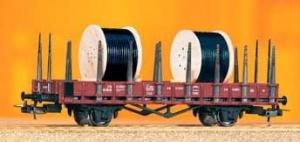 Piko 54833 Wagon platforma Kkm 3230, DR, Ep. IV