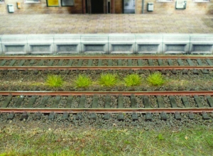 Kępy trawy wiosennej 5-6 mm, 100 szt.