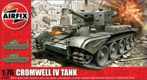 Airfix A02338 Cromwell Mk.IV Cruiser Tank - 1:76