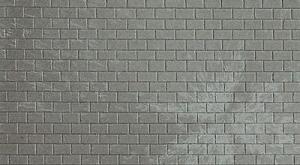 Kibri 34137 Płytka modelarska 20x12 cm - Mur ceglany szary