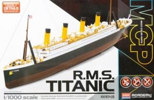 Academy 14217 R.M.S. Titanic - MCP - 1:1000
