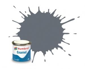 Farba olejna 5 Dark Ad Grey - Gloss (Humbrol 5)