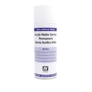 Lakier spray akrylowy matowy 400 ml.