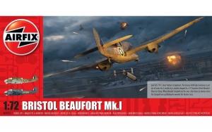 Airfix 04021 Bristol Beaufort Mk.1 - 1:72