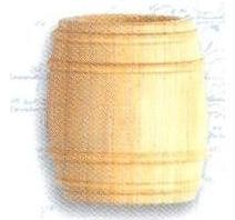 Artesania Latina 8568 Beczka 18 mm