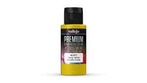 Vallejo 62071 Premium Color 62071 Candy Yellow