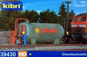 Kibri 39430 H0 Stacja paliw Shell