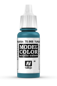 Vallejo 70966 Model Color 70966 69 Turquoise