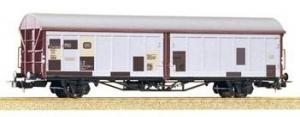 Wagon towarowy z odsuwanymi ścianami Hbills x295, DB , Ep. IV