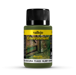 Vallejo 73822 Environment 40 ml. Slimy Grime Dark