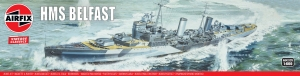 Airfix A04212V HMS Belfast - 1:600