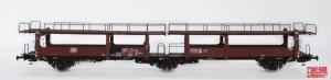 Exact-Train EX20005B Wagon do transportu samochodów Laes 542, 21 RIV 80 DB 413 0 107-6, DB, Ep. IV