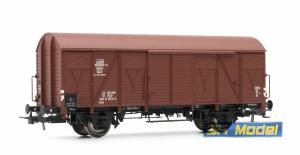 Rivarossi HRS6387 Wagon towarowy kryty .Ggs, typ 223K/1, PKP ep. IV