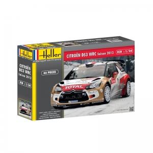 Heller 80758 Citroen DS3 WRC 2013 1:24