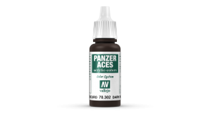 Vallejo 70302 Panzer Aces 70302 Dark Rust
