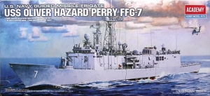 FFG-7 USS Oliver Hazard Perry