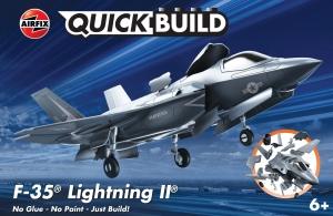 Airfix J6040 Quickbuild - F-35B Lightning II