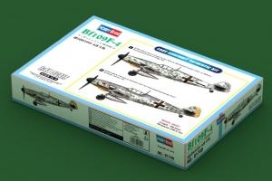 Hobby Boss 81749 Messerschmitt BF109 F4 - 1:48