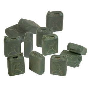 Vallejo SC208 Diorama Accessories Kanistry izraelskie IDF 1:35