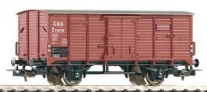 Wagon towarowy kryty CSD, Ep. III