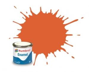Farba olejna 82 Orange Lining - Matt (Humbrol 82)