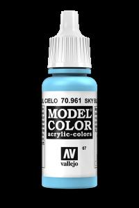 Vallejo 70961 Model Color 70961 67 Sky Blue