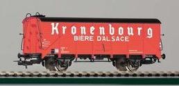Wagon chłodnia Kronenburg, SNCF, Ep. III